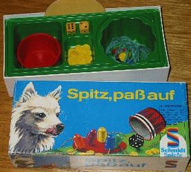 Spitz Pass Auf Spielregeln